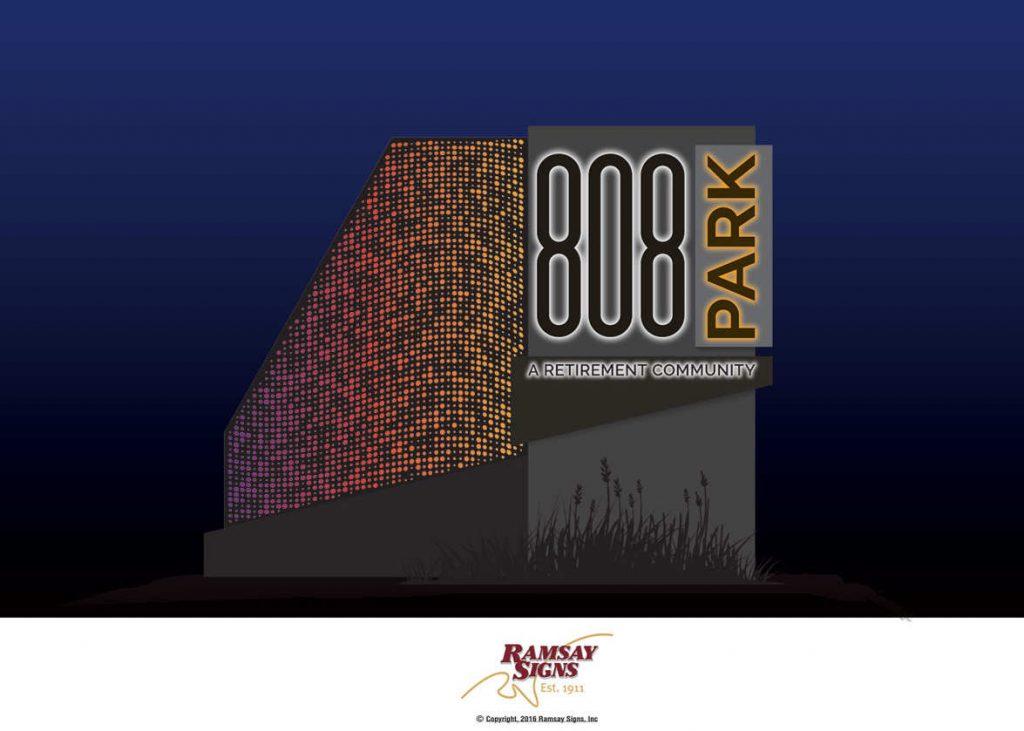 808 Park Concept