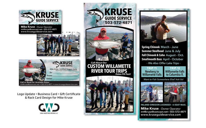 Kruse Guide Service Print
